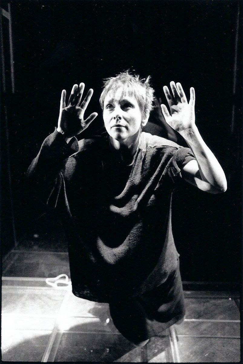 THE SHAME, Bergljot Hobæk Haff. Nationaltheatre 1999. Anne Krigsvoll. Me directing
